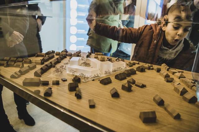 Spijker en Schardauw krijgt stilaan vorm: tentoonstelling toont mogelijkheden voor de wijk - Krant van Westvlaanderen