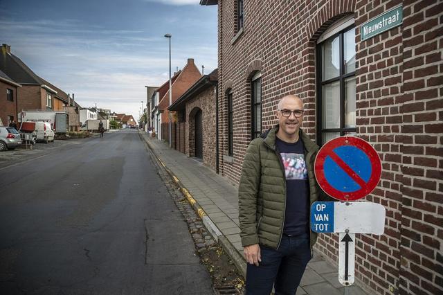 Parkeerverbod en schoolstraat maken Moorslede veiliger - Samenleving - Krant van Westvlaanderen