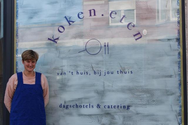 Sarah Polfliet uit Hooglede maakt switch van politiek naar traiteurzaak - Krant van Westvlaanderen