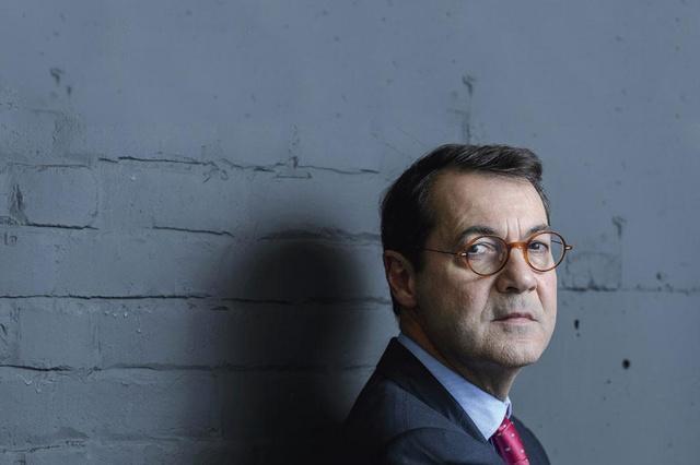 Bruno Colmant (CEO Degroof Petercam): 'Ik geloof in nichebanken'