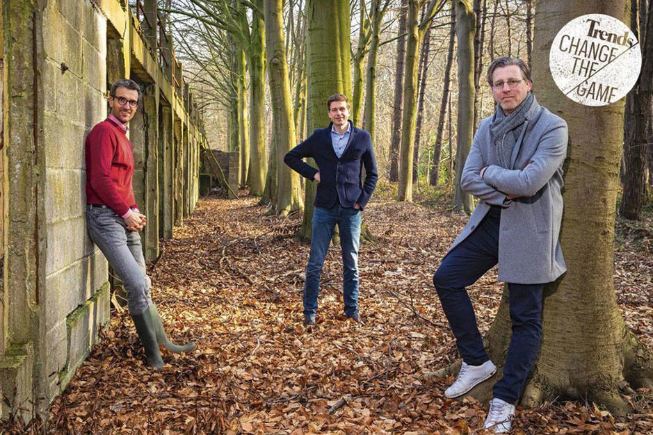 Forest Fwd creëert en beheert bedrijfsbossen