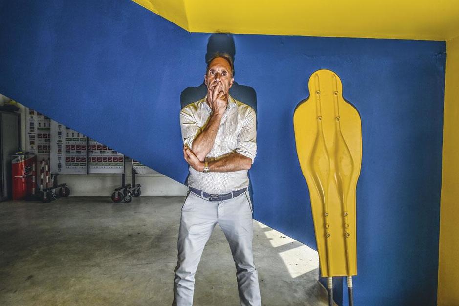 Dirk Huyck praat over Propere Handen: 'Ik las vanalles dat niet klopte, maar kon me niet verdedigen'