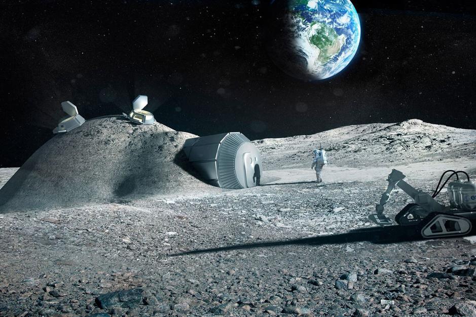 Waarom de mens terug naar de maan moet