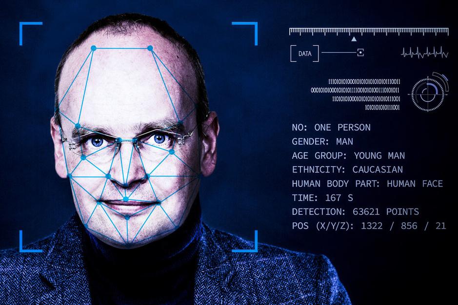Futuroloog Ian Pearson: 'Ik maak me grote zorgen over camera's met gezichtsherkenning'