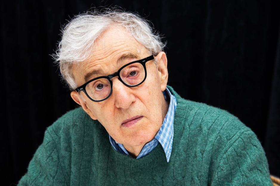 Woody Allen: 'Als acteurs niet met me willen samenwerken, zoek ik gewoon anderen'