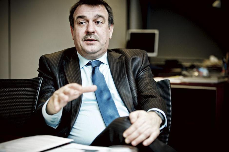 Febeliec-topman Peter Claes over de exploderende energieprijzen: 'Als de eerste dominosteentjes vallen, kan het verschrikkelijk snel gaan'