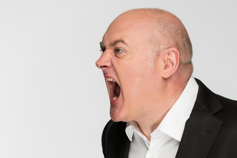 Comedian en Mock The Week-presentator Dara Ó Briain: 'Antwerpen? Dood en verderf'