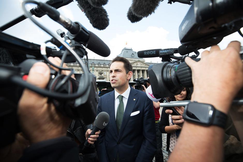 'De rol van de media was doorslaggevend in de opkomst van het Vlaams Belang'