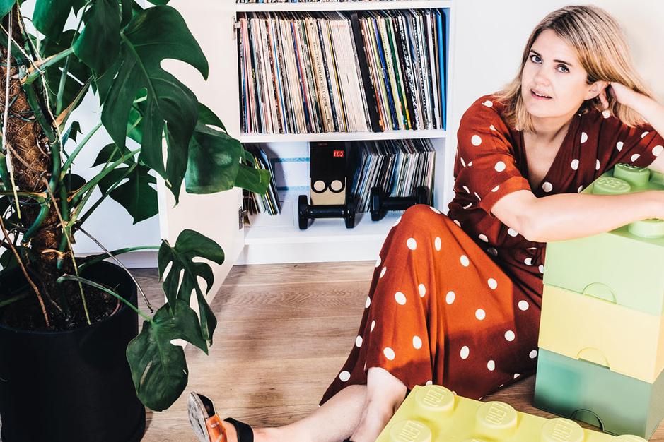 Kirsten Lemaire: 'Verliefd zijn is goed voor je figuur, ja. Maar ik verkies de rust'