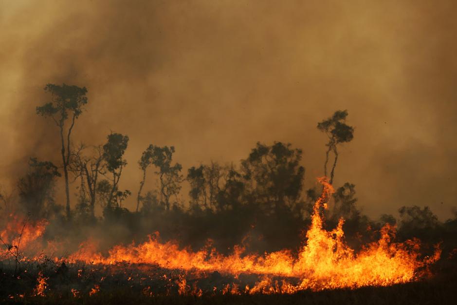 Waarom beelden van bosbranden niet de urgentie van de klimaatnoodtoestand tonen