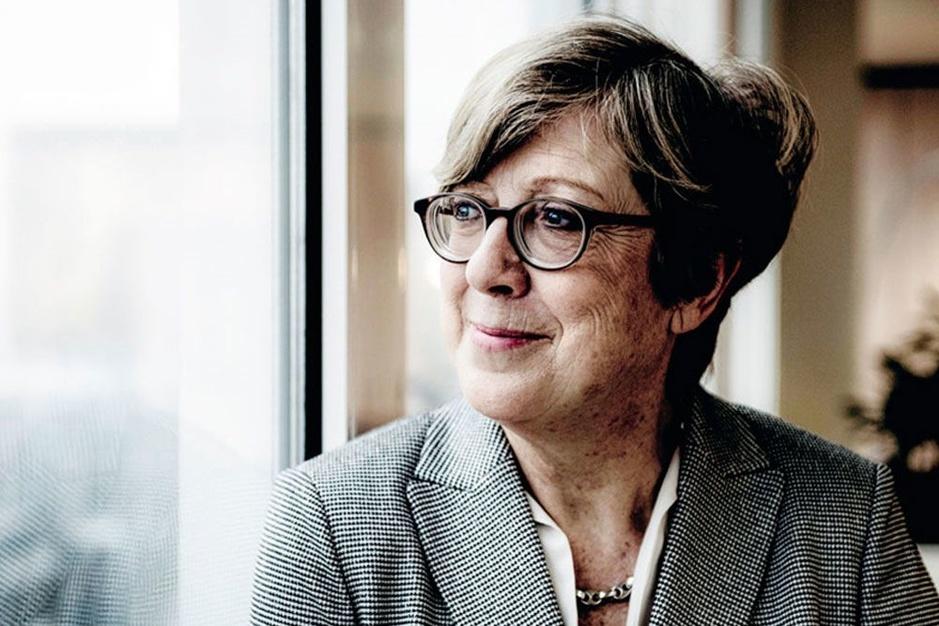 Lieve Mostrey (topvrouw financiële reus Euroclear): 'Een beursgang is mogelijk'