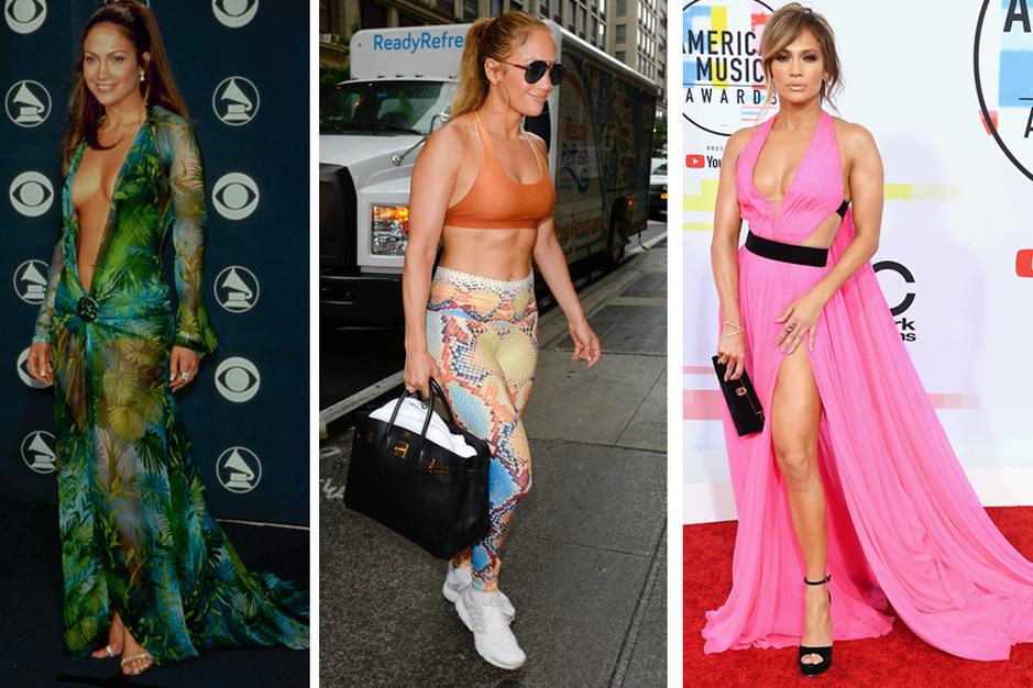 Retour sur le style de Jennifer Lopez, en 50 images pour ses 50 ans