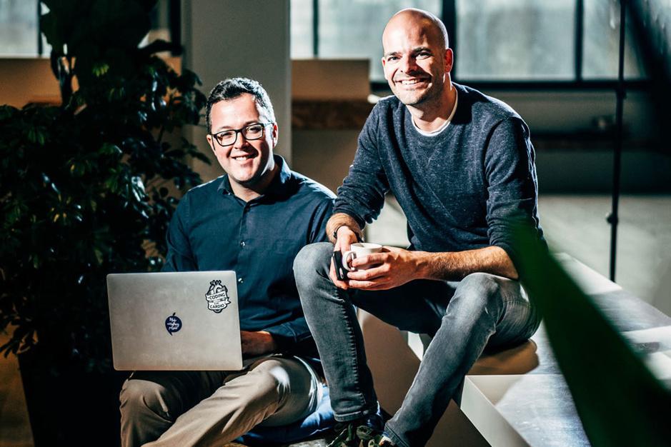 Gentse techbelofte Showpad doet kapitaalverhoging van 70 miljoen dollar