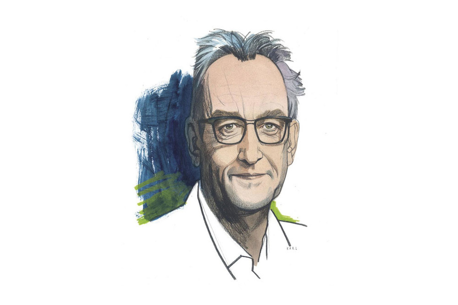 Peter Vandermeersch: 'Ik heb dit jaar een sabbatical genomen'