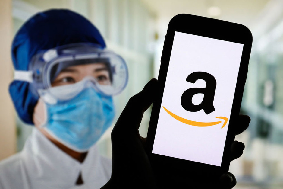 Waarom Amazon immuun is voor corona