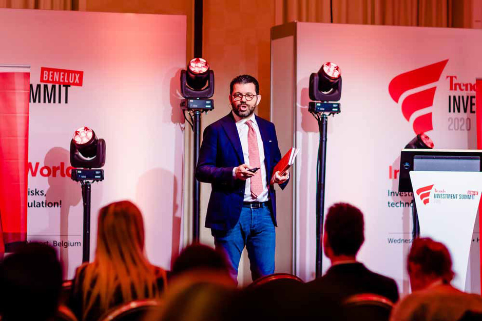 In beeld: Trends Investment Summit