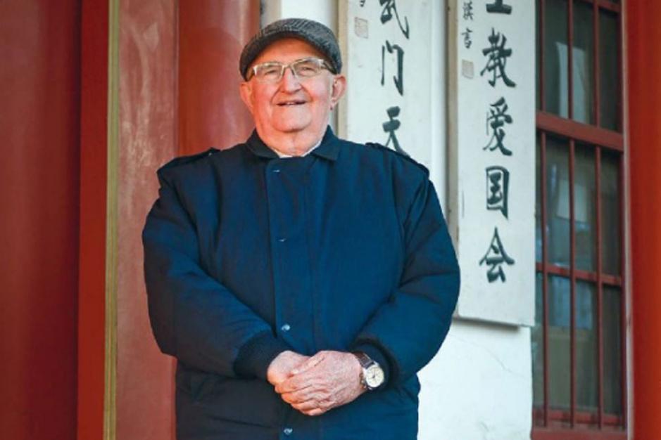 Belgische pater Jeroom Heyndrickx werkte mee aan historisch akkoord tussen het Vaticaan en China