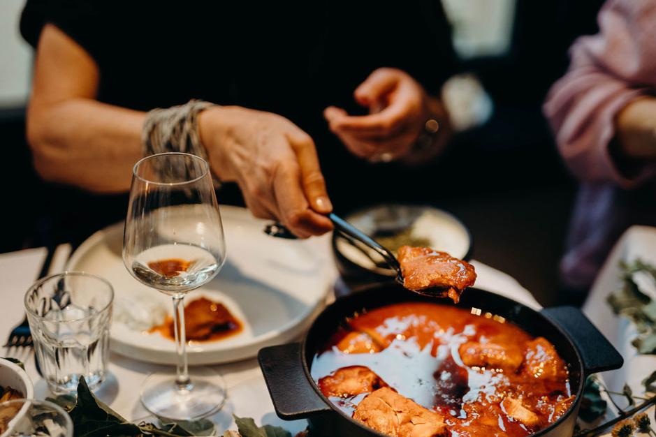 Seti's Persian Supper Club: genieten van een heerlijke Perzische maaltijd in een beperkt gezelschap