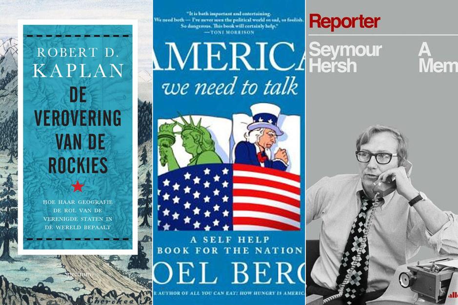 De drie beste boeken over Amerika volgens Björn Soenens