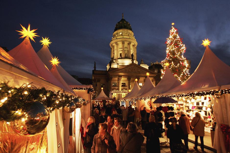 Les dix plus beaux marchés de Noël du monde