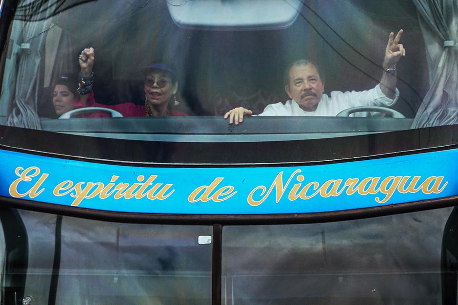 De kater na 40 jaar sandinistische revolutie: 'President Ortega kan zich alles permitteren'
