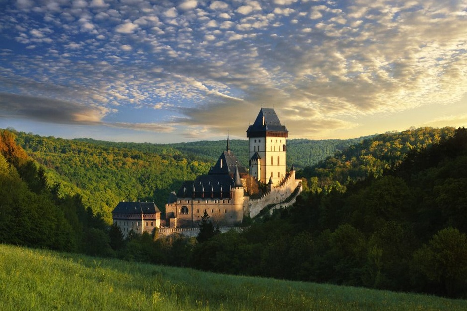 Dit zijn de mooiste kastelen in Tsjechië