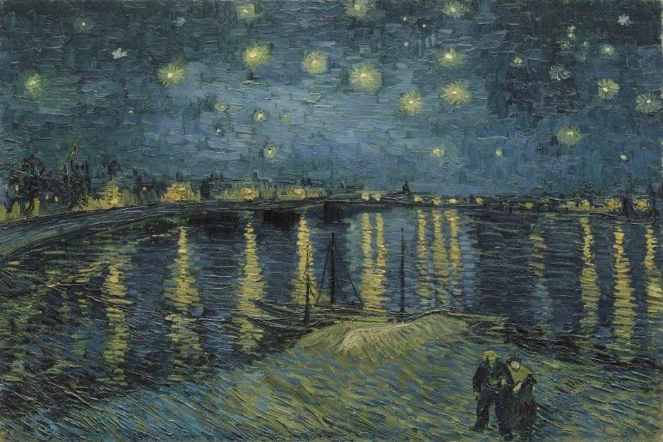 Expo over 'vergeten' jaren van Van Gogh opent in Tate Gallery in Londen