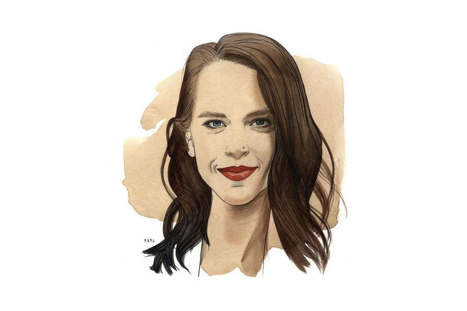 Actrice Lynn Van Royen: 'Liefde lijkt wel een pop-upvenster in je hersenen'