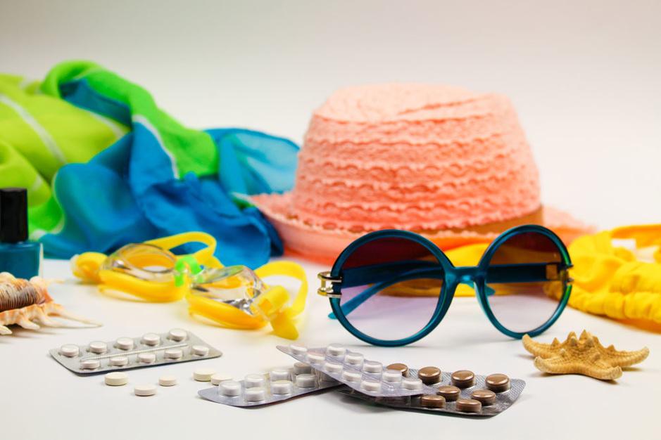 Medisch materiaal op reis: wat mag er in de handbagage?