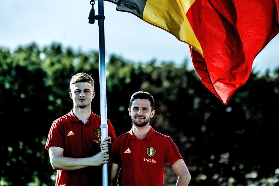 Jonge Duivels Schrijvers en Jackers: 'Snel, slim en gevaarlijk: dat is het Belgische voetbal-DNA'