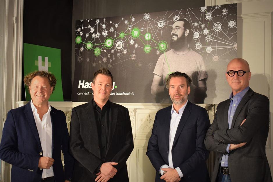 Belgisch techbedrijf Hashting haalt een miljoen euro op om te internationaliseren