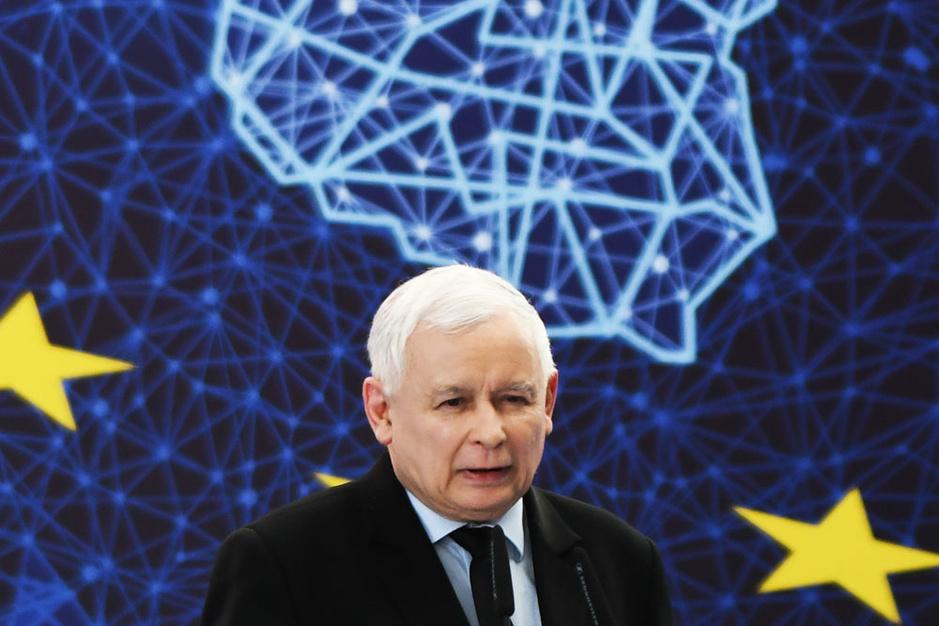 Verkiezingen in Polen: wie stopt 'keizer' Kaczynski?