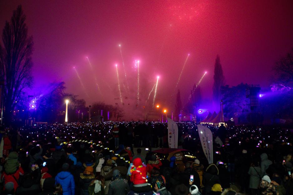 Les célébrations de Nouvel An à travers le monde (en images)