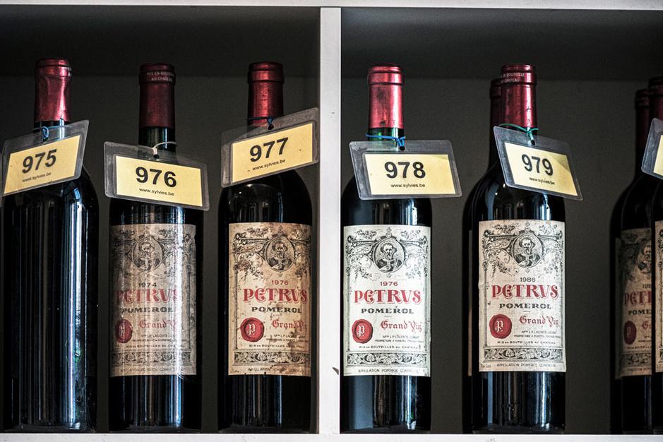 Wijn onder de veilinghamer: eenmaal, andermaal, schol!
