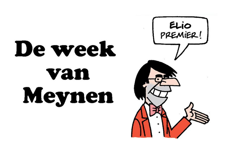De week van Meynen: schimmenspel in de Wetstraat
