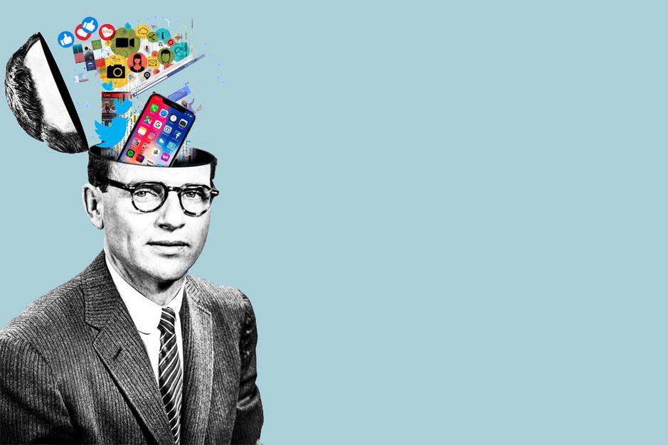 Klikken, checken, scrollen en vergeten: wat doet het internet met ons brein?