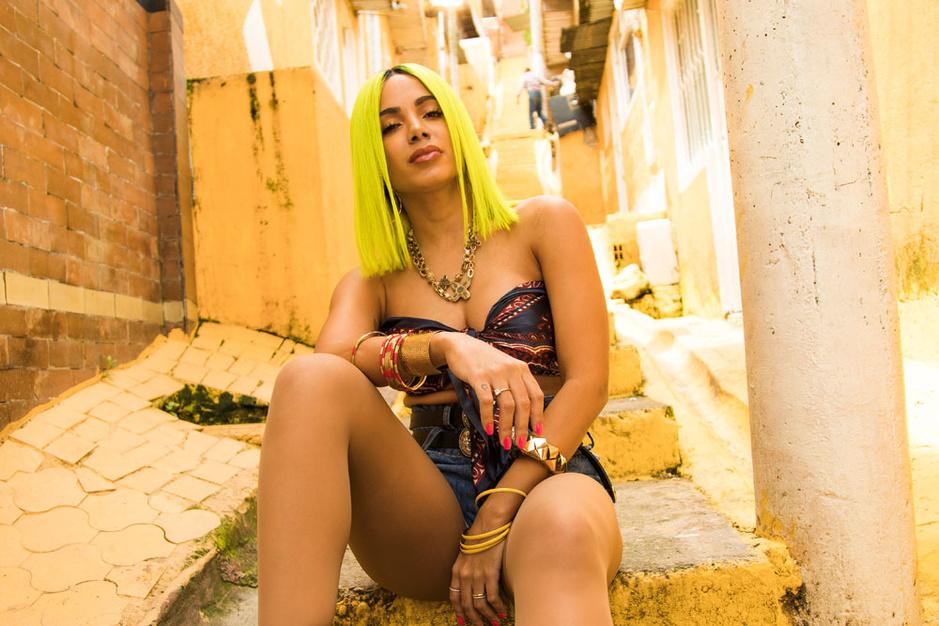 Anitta, popfenomeen uit Brazilië: 'Ik heb niks te verbergen. Ook mijn cellulitis niet'