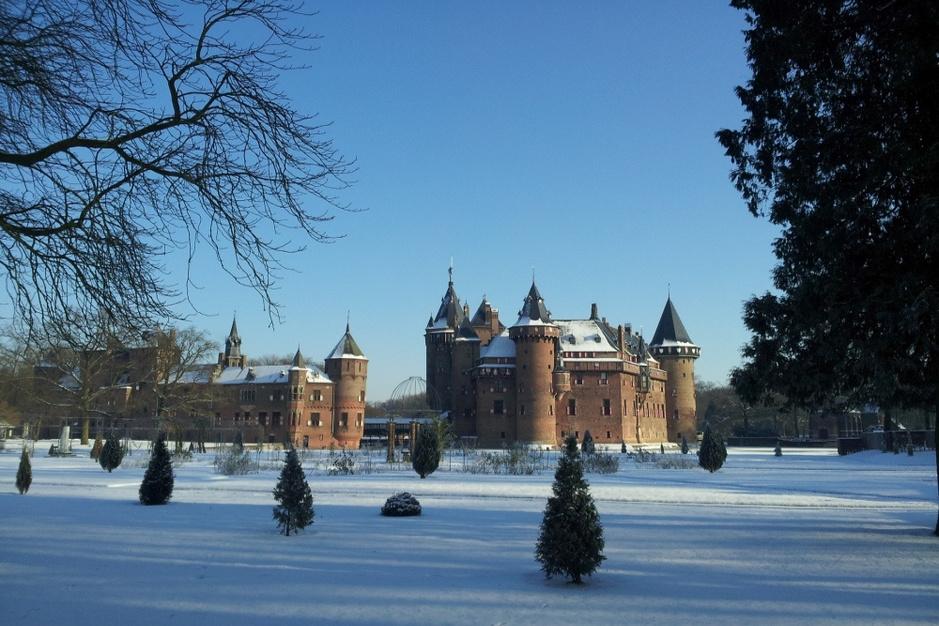 Vier Kerstmis in een Nederlands kasteel