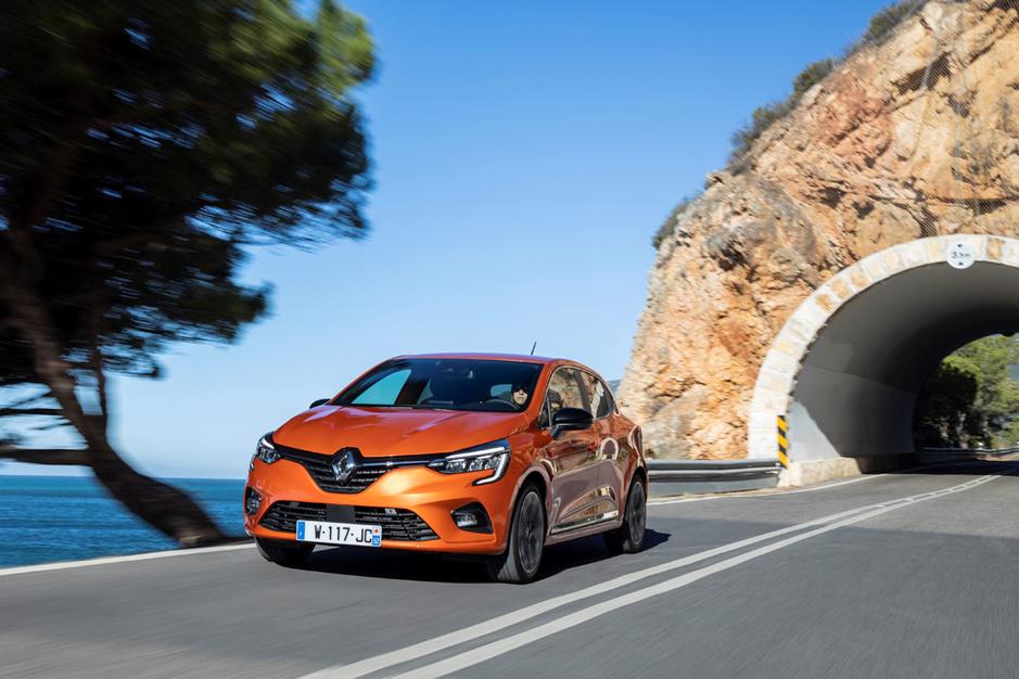De geslaagde (r)evolutie van de Renault Clio