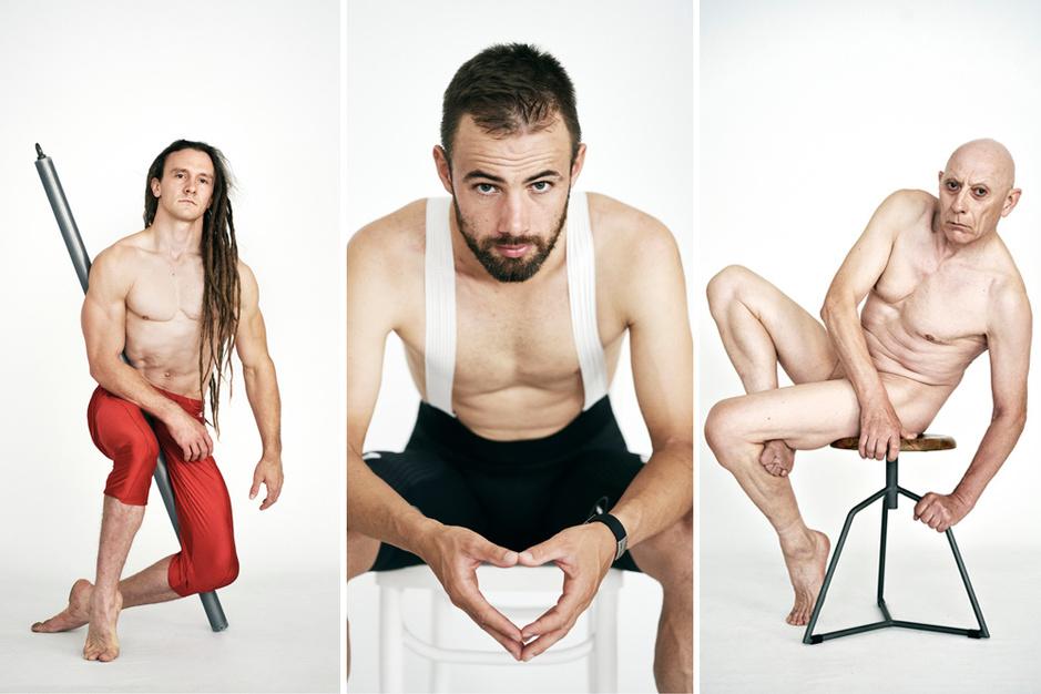 Mijn lijf is mijn bedrijf: vier mannen over hoe hun lichaam hun job bepaalt