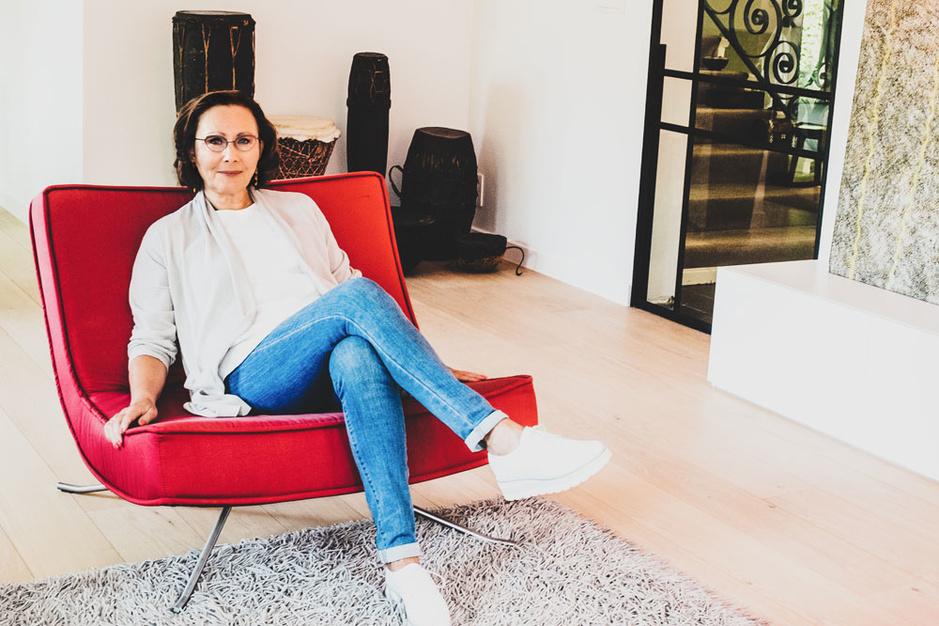 Claire Tillekaerts, CEO: 'Wie de eeuwige jeugd nastreeft, zal voortdurend teleurgesteld worden'