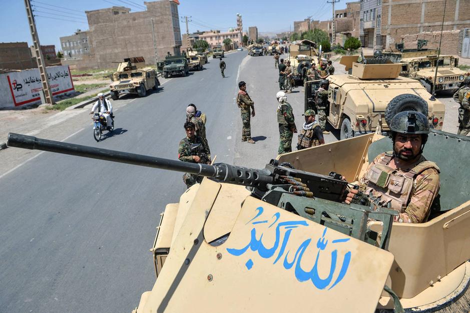 Waarom het Afghaanse leger zo snel ineenzakte