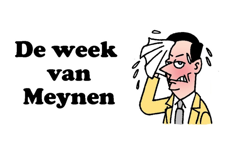 De week van Meynen: de war on drugs is in volle gang
