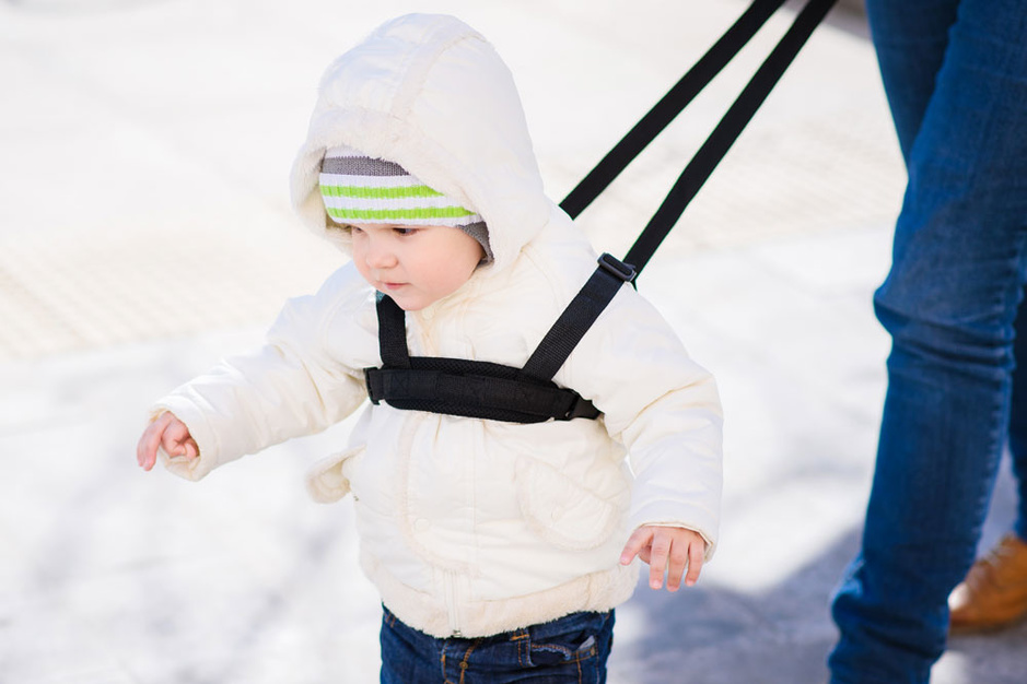 Uw kind aan de leiband laten lopen: kan dat nog, in deze tijden?