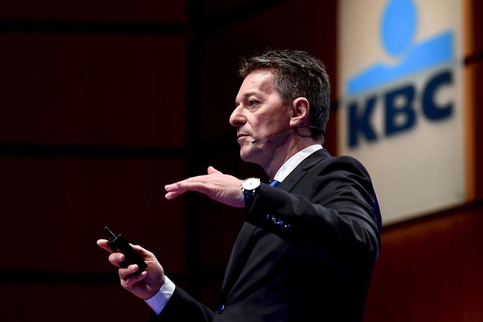 KBC-baas Thijs: 'Tweede coronagolf zal minder impact hebben dan eerste'