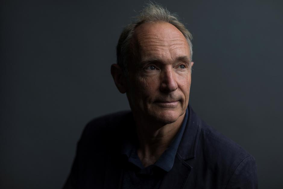 """Interview Tim Berners-Lee: """" Vos données sont nettement plus importantes pour vous que pour n'importe qui d'autre """""""