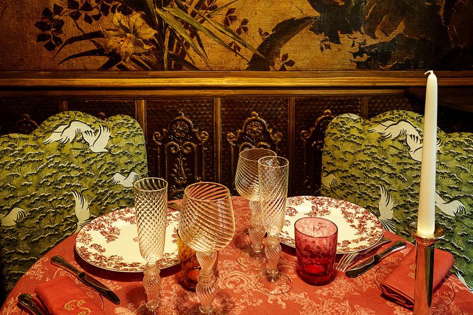 Met Proust aan tafel: het tweede leven van legendarisch restaurant Lapérouse in Parijs