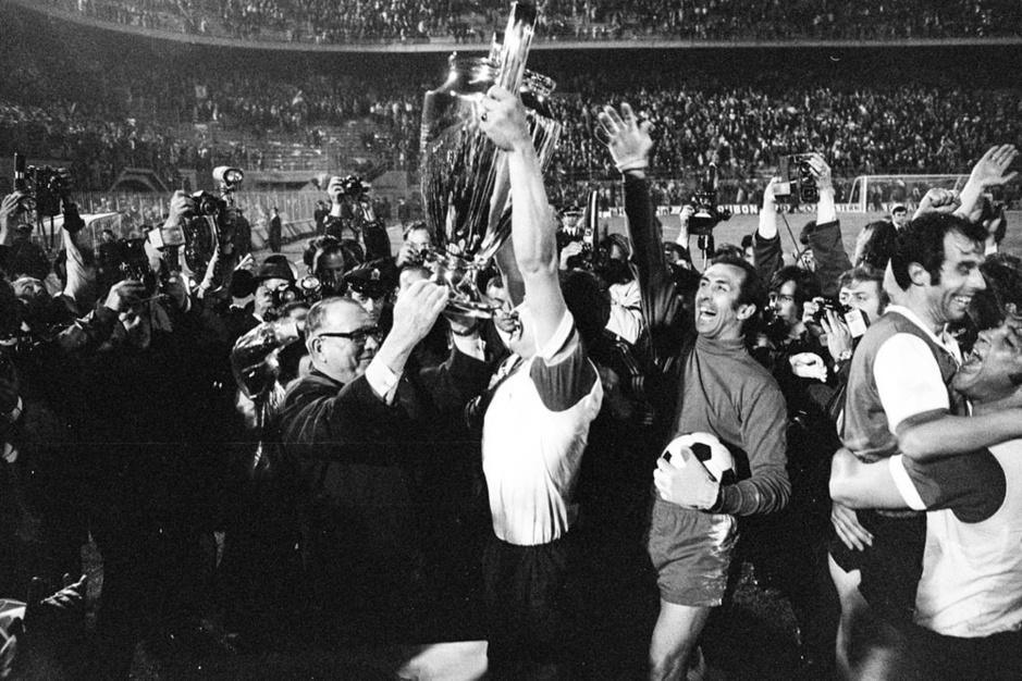 Flashback naar 6 mei 1970: Feyenoord wint als eerste Nederlandse club Europa Cup I