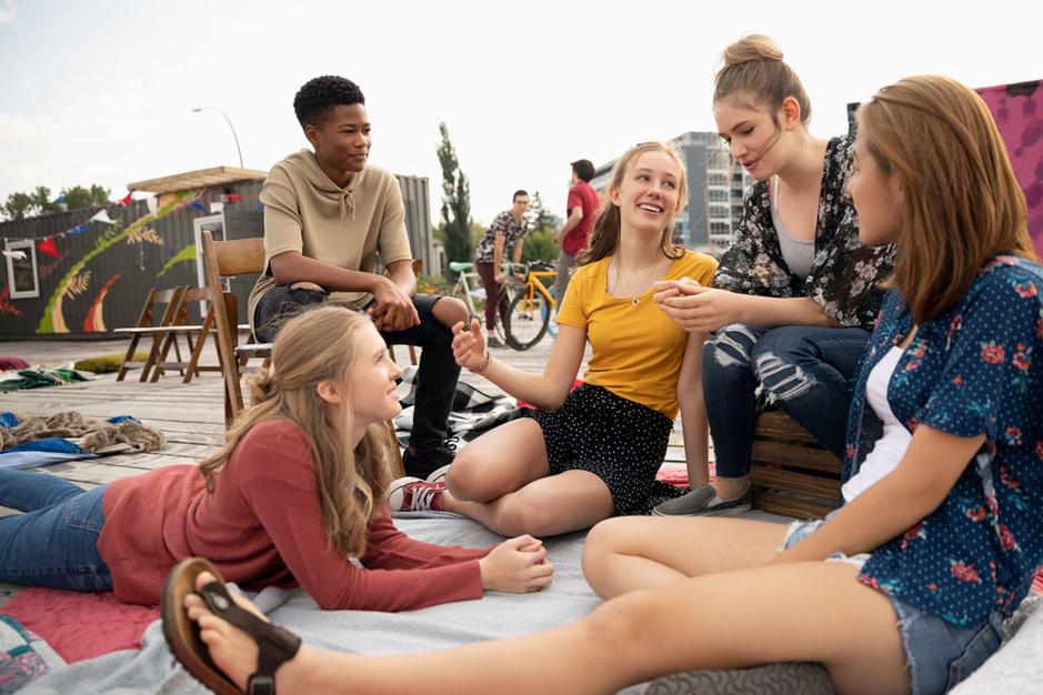 De biologie van adolescentie: 'Teen angst' is meer dan hormonen
