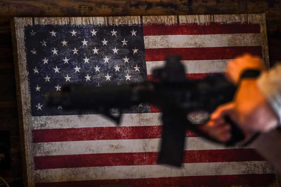 USA: Ruée sur les armes avant les élections (en images)